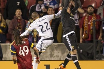 Real Salt Lake vs Toronto FC March 29 2015