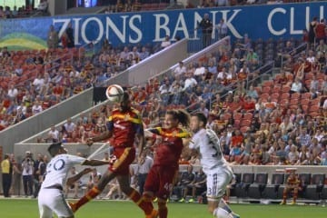 Courtesy of Real Salt Lake