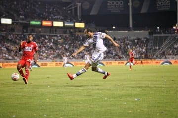 Photo by Jon Lorentz / LA Galaxy