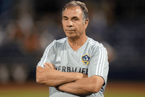 LA Galaxy Head Coach / GM Bruce Arena