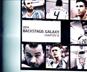 Time Warner Cable SpotsNet's Backstage: Galaxy Visits CoG