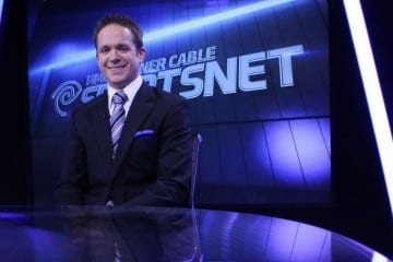 Mike Trudell. Photo Courtesy of Time Warner Cable SportsNet