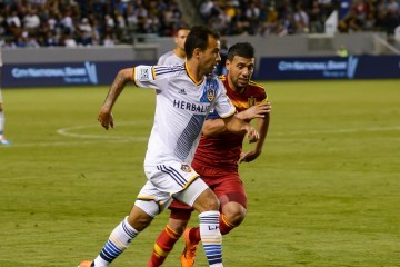 LA GALAXY VS REAL SALT LAKE