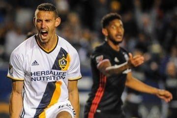 LA Galaxy vs DC United