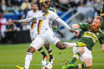 LA GALAXY vs. PORTLAND TIMBERS STUBHUB CENTER, Carson, California APRIL 10, 2016 (WEEK 6, MLS GAME #52) 6:30 pm PT