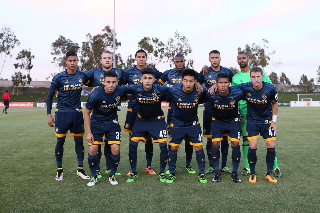 Photo Courtesy of LA Galaxy II